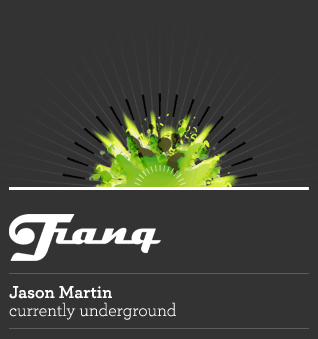 Jason Martin's Tranq, returning soon